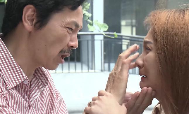 Trung Anh không dám xem lại cảnh ông Sơn đến nhà Vũ khóc đón Thư về-4