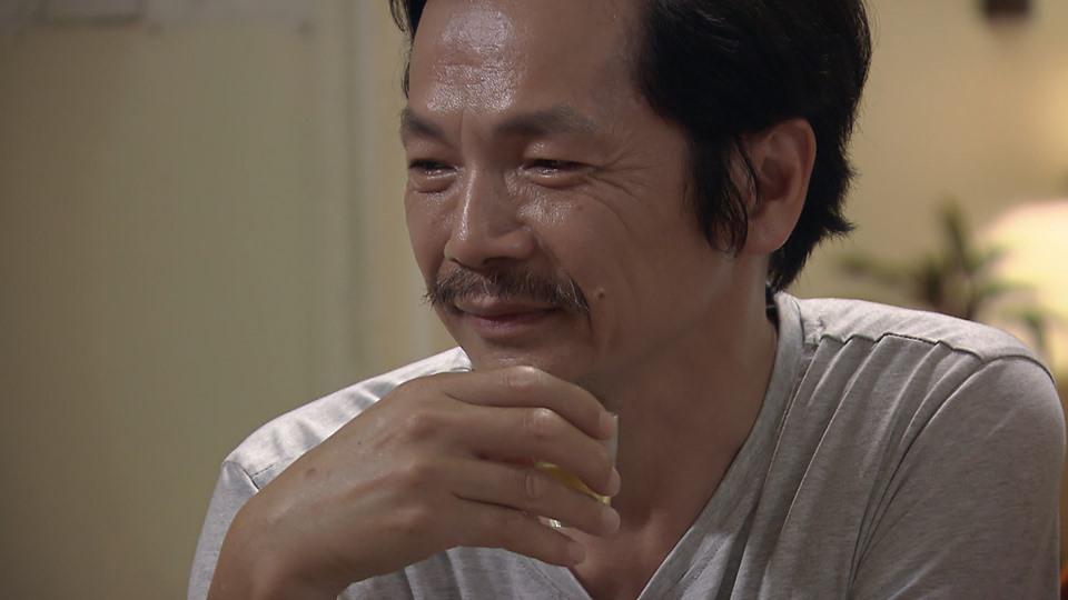 Trung Anh không dám xem lại cảnh ông Sơn đến nhà Vũ khóc đón Thư về-2