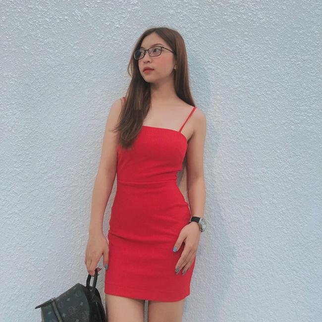 Bạn gái Quang Hải mỗi lần xuất hiện lại khiến mọi người phải trầm trồ-8
