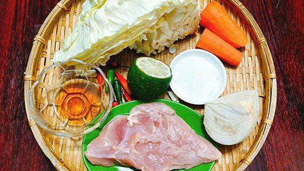 3 cách làm gỏi gà ngon lạ miệng cho bữa cơm gia đình-1