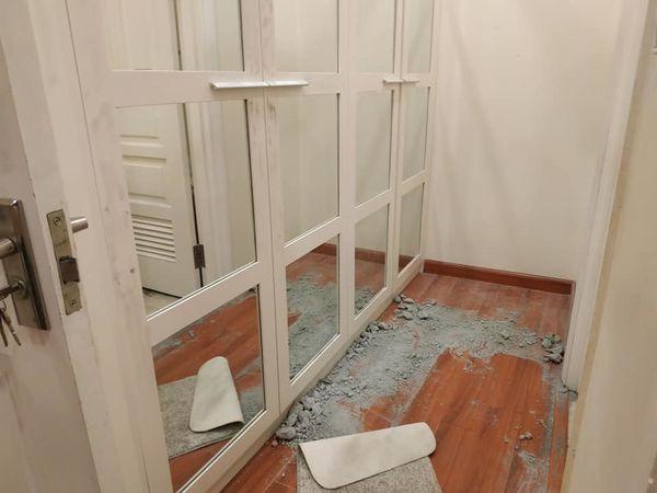 Chủ căn hộ người Hàn Quốc ở khu đô thị Ciputra báo bị trộm phá cửa, đục két lấy đi tài sản trị giá hơn 8 tỷ đồng-3