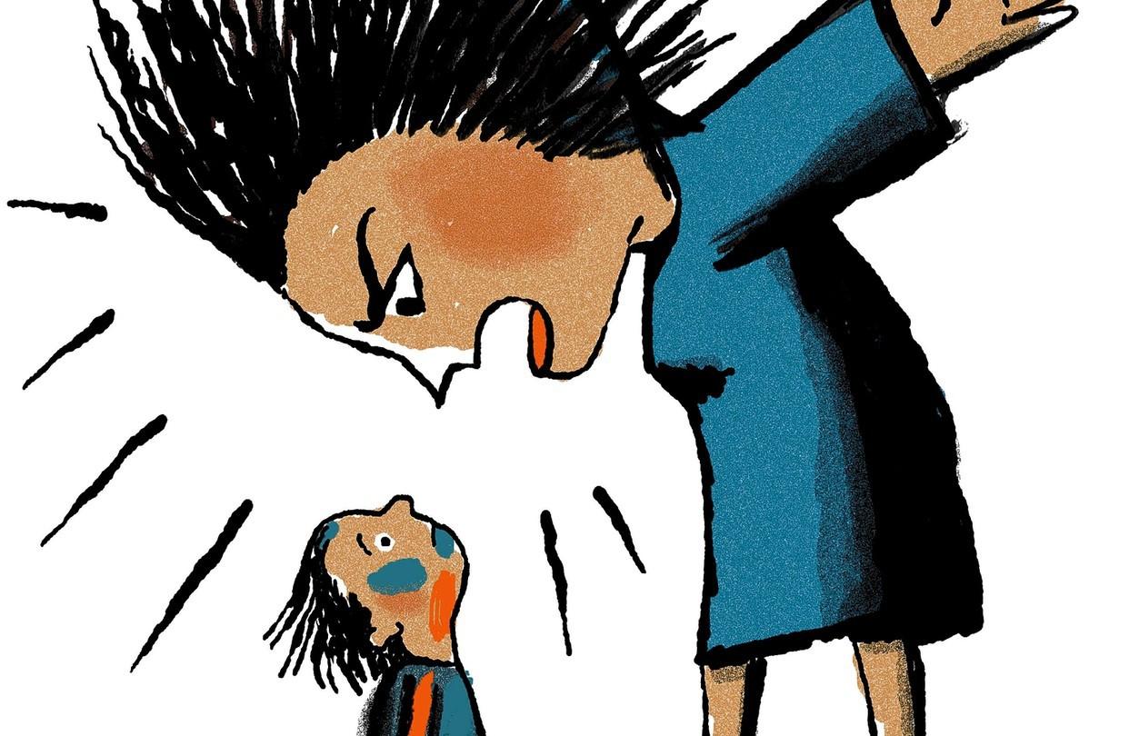 Những đứa trẻ lớn lên trong tiếng la hét của cha mẹ khả năng cao sẽ mắc nhiều vấn đề nghiêm trọng dưới đây-1