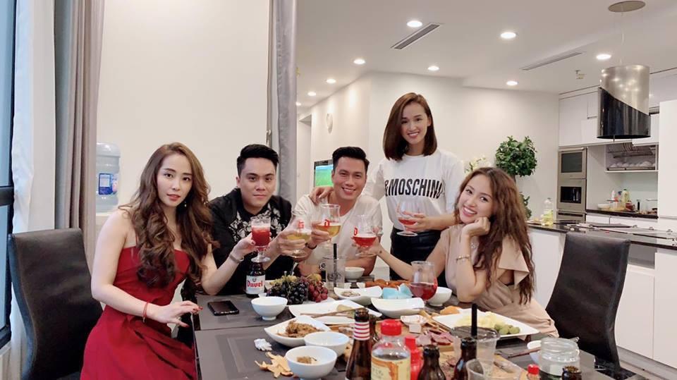 Từng bị đồn cặp kè Quỳnh Nga dẫn đến ly hôn, Việt Anh bất ngờ lên tiếng khi cô phải chịu chỉ trích vì vai tiểu tam-3