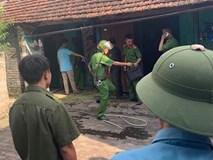 Khó chịu vì bị bụi bay sang nhà, người đàn ông cầm dao đâm chết hàng xóm