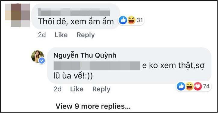 Mượn cảnh Vũ ngoại tình Nhã bỏ mặc Thư, Thu Quỳnh khéo léo nhắc lại chuyện xưa với chồng cũ Chí Nhân-3