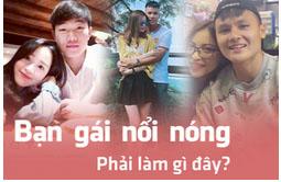 Bạn gái vướng scandal, đây là cách hội cầu thủ Việt xử lý khủng hoảng: Xù lông bảo vệ hay im lặng cho qua mới tốt?-1