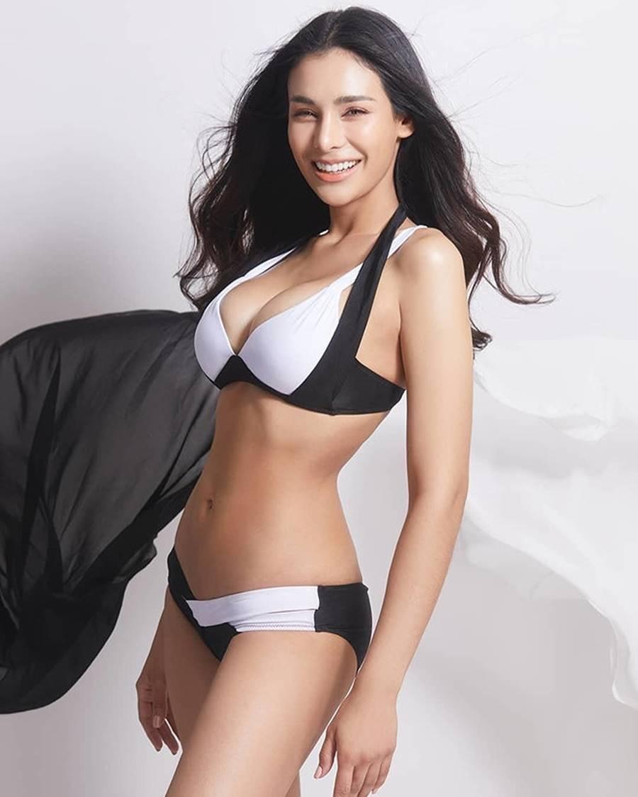 Body nóng bỏng của tân hoa hậu đang bị tẩy chay dữ dội ở Thái Lan-6