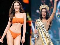 Body nóng bỏng của tân hoa hậu đang bị tẩy chay dữ dội ở Thái Lan