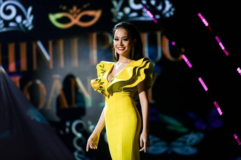 Vẻ nóng bỏng của người đẹp chuyển giới bị từ chối hồ sơ tại Hoa hậu Hoàn vũ Việt Nam-3