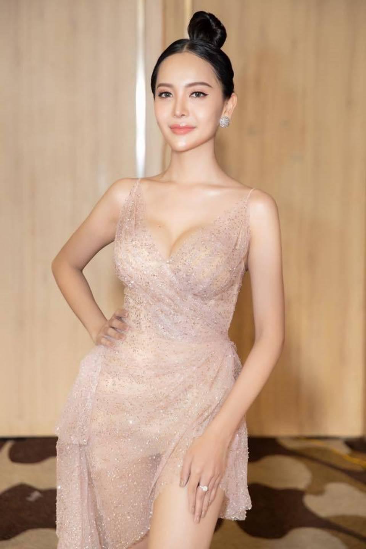 Vẻ nóng bỏng của người đẹp chuyển giới bị từ chối hồ sơ tại Hoa hậu Hoàn vũ Việt Nam-6