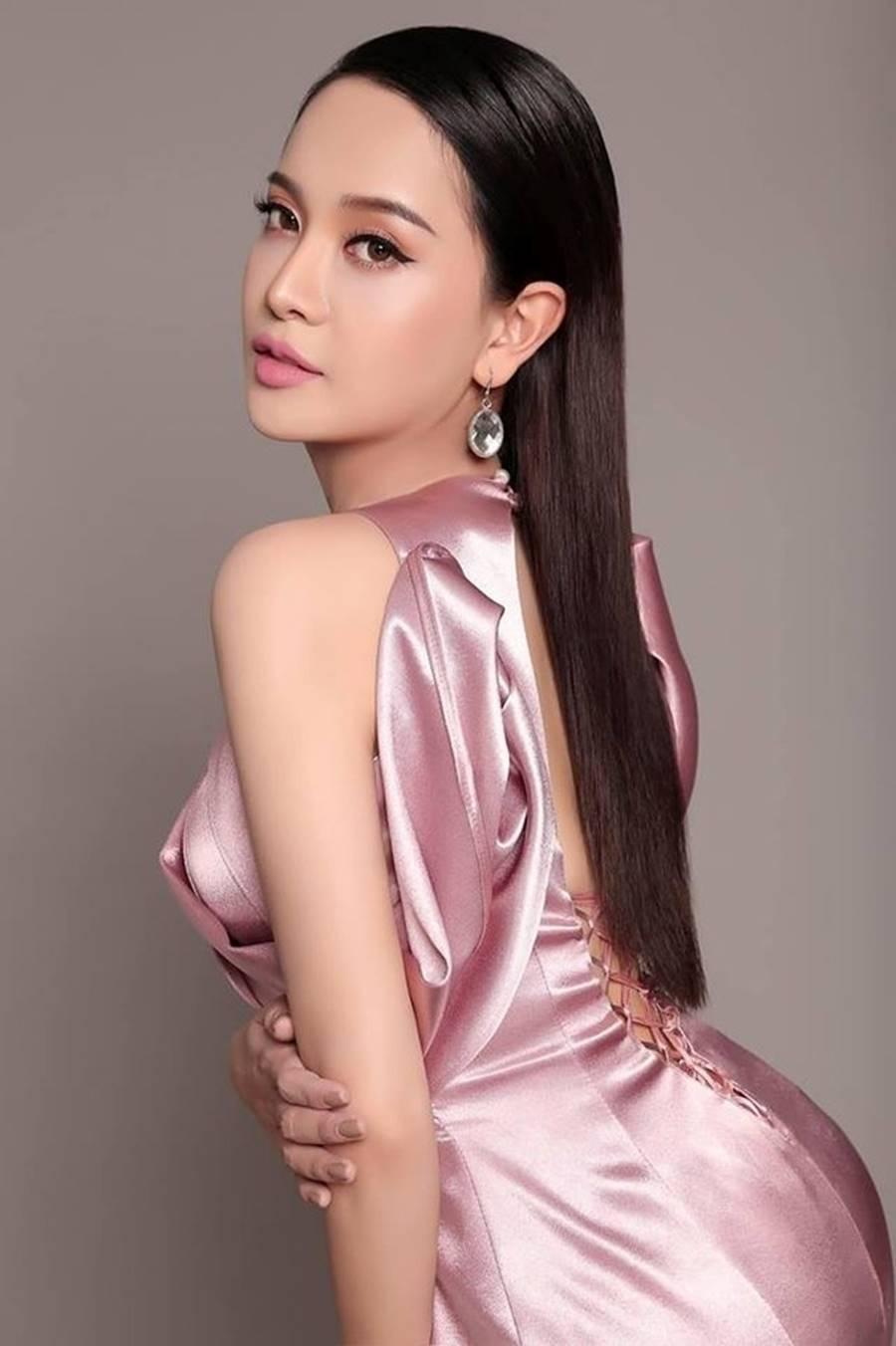 Vẻ nóng bỏng của người đẹp chuyển giới bị từ chối hồ sơ tại Hoa hậu Hoàn vũ Việt Nam-11