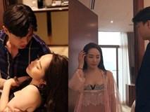 Quỳnh Nga: Tôi và Quốc Trường vừa gặp nhau đã hôn cuồng nhiệt