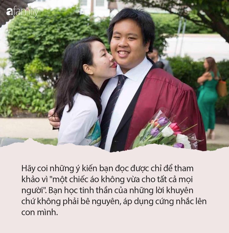 Mẹ Đỗ Nhật Nam: Đừng để con nghĩ rằng, nhiệm vụ của cuộc đời chúng chỉ là làm hài lòng cha mẹ-1