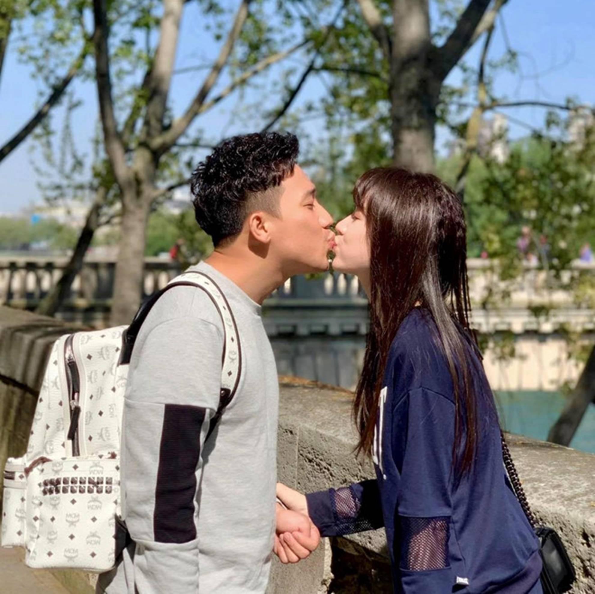 Ảnh đời thường ngọt ngào của Trấn Thành và Hari Won-5
