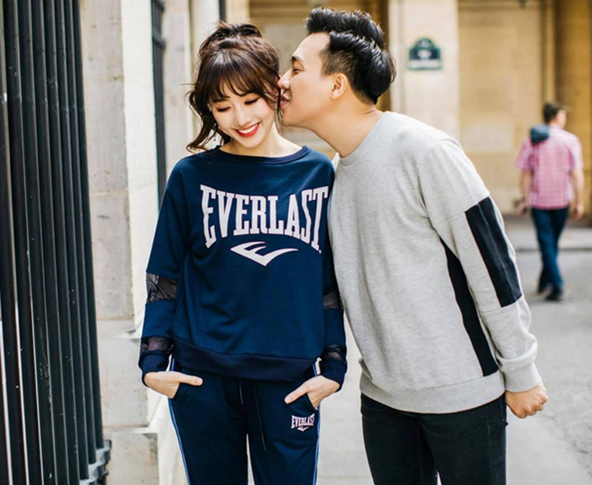 Ảnh đời thường ngọt ngào của Trấn Thành và Hari Won-6