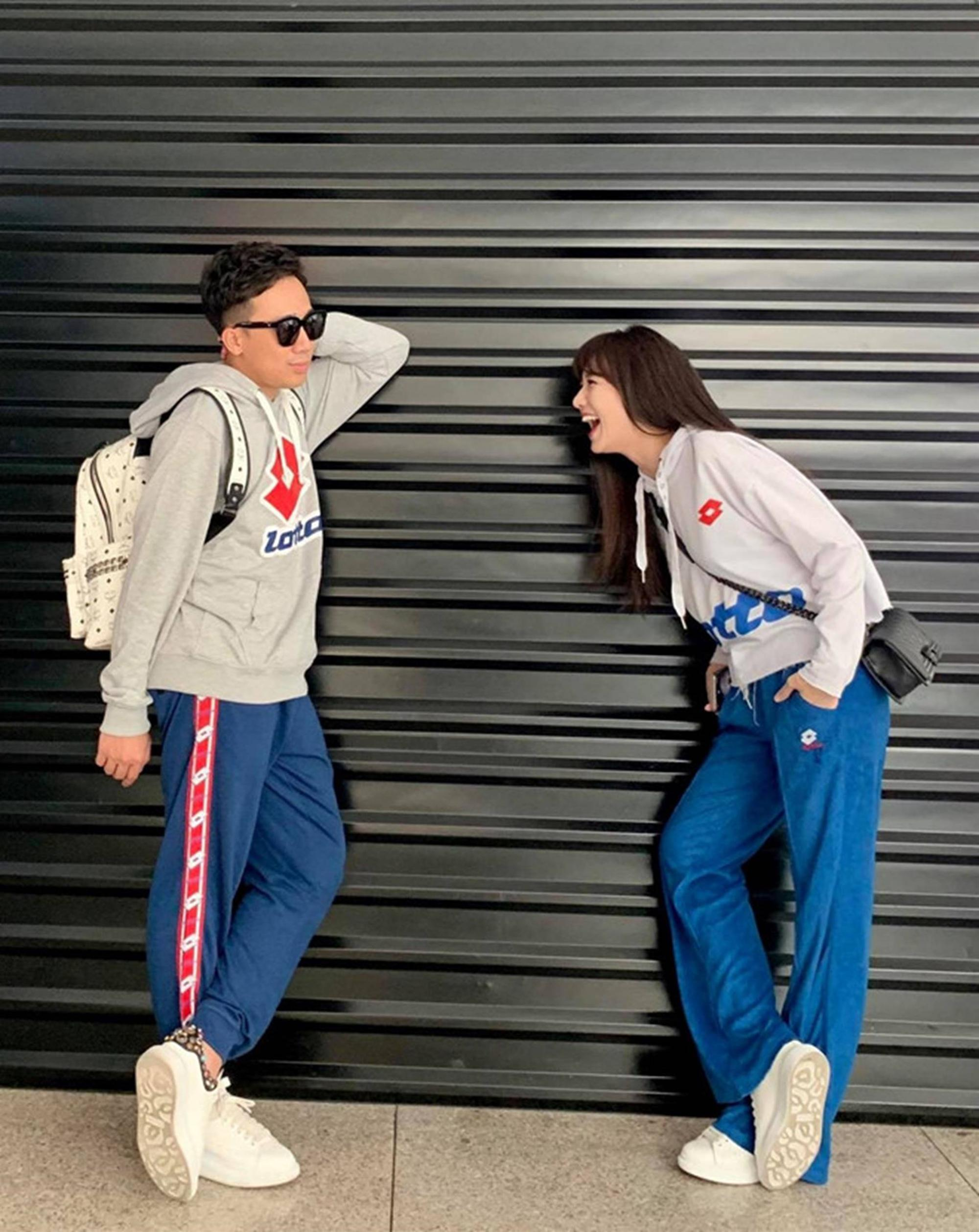 Ảnh đời thường ngọt ngào của Trấn Thành và Hari Won-8