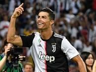 Juventus thua đau trước Tottenham dù Ronaldo ghi bàn