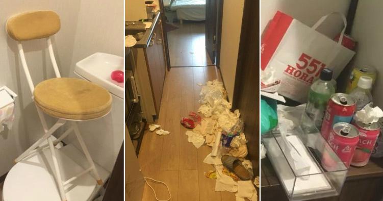 Ám ảnh khách Trung Quốc, trộm cả ga giường, lột nắp bồn cầu-2
