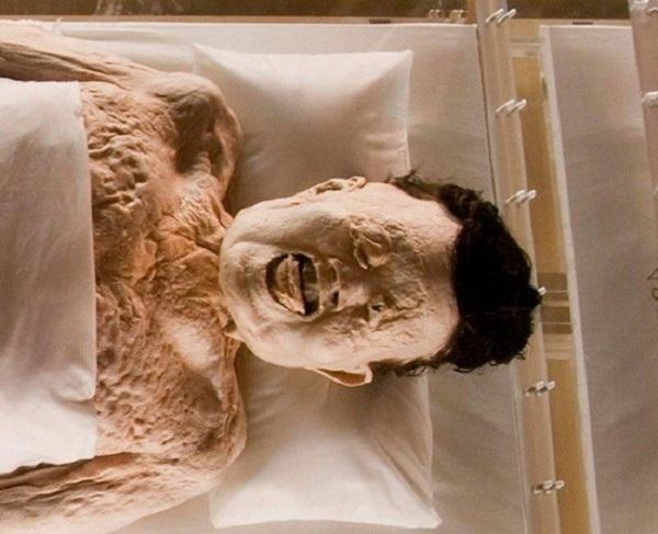 Câu chuyện bí ẩn về xác ướp vị phu nhân Trung Hoa kỳ lạ nhất thế giới: 2.000 năm tuổi da vẫn mềm, tóc vẫn xanh, có máu chảy trong tĩnh mạch-3