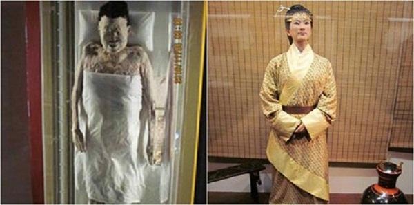 Câu chuyện bí ẩn về xác ướp vị phu nhân Trung Hoa kỳ lạ nhất thế giới: 2.000 năm tuổi da vẫn mềm, tóc vẫn xanh, có máu chảy trong tĩnh mạch-4