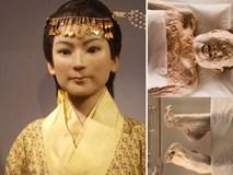 Câu chuyện bí ẩn về xác ướp vị phu nhân Trung Hoa kỳ lạ nhất thế giới: 2.000 năm tuổi da vẫn mềm, tóc vẫn xanh, có máu chảy trong tĩnh mạch