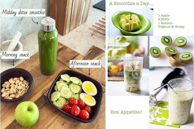 Chuyện giảm cân 70% ăn - 30% tập của sao Việt: Nhã Phương ăn toàn rau xanh, Ngọc Trinh uống nước ép tiêu mỡ-15