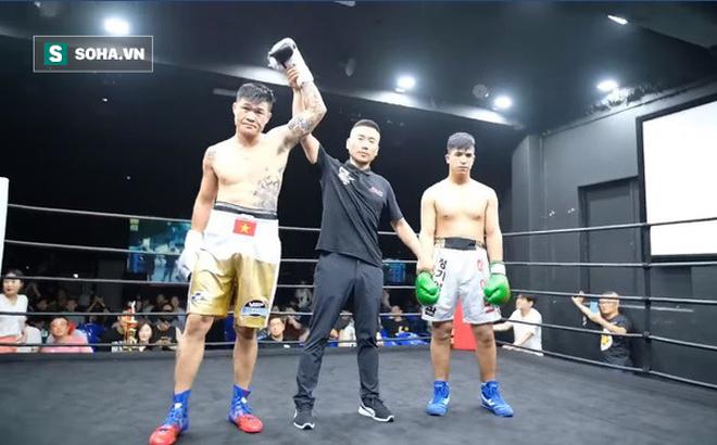 Trương Đình Hoàng chê võ sĩ Hàn Quốc quá yếu, cố ý nương tay mà đối thủ vẫn phải xin thua-1