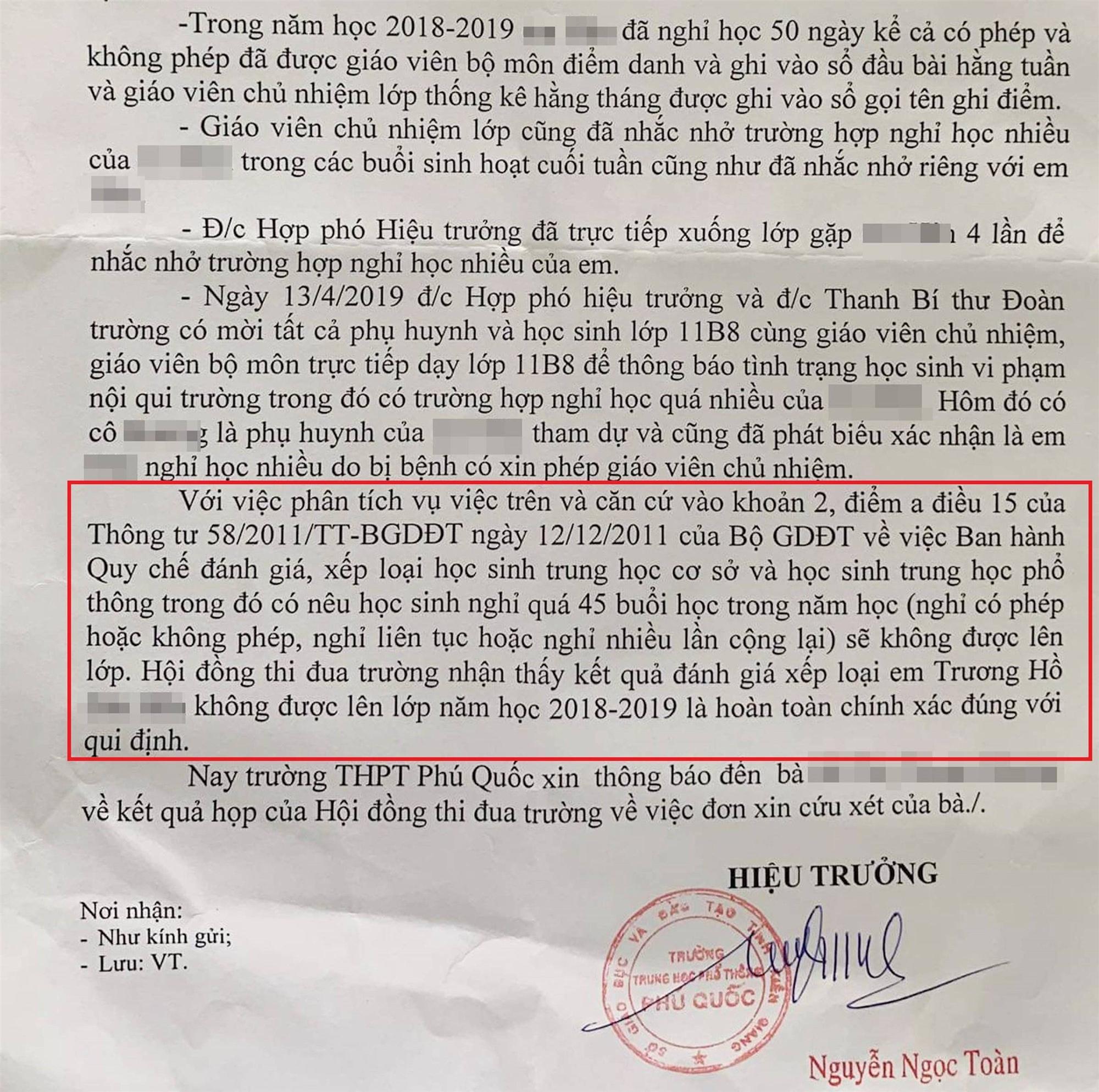 Xúc phạm hiệu trưởng vì con gái lưu ban, nữ doanh nhân sẽ xin lỗi sau chuyến từ thiện ở Côn Đảo-2