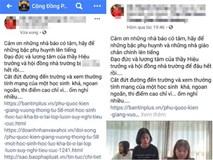 Xúc phạm hiệu trưởng vì con gái lưu ban, nữ doanh nhân sẽ xin lỗi sau chuyến từ thiện ở Côn Đảo
