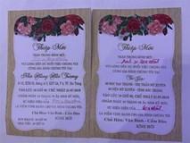 Trưởng Đoàn đại biểu Quốc hội Sóc Trăng tổ chức tiệc cưới cho con suốt 3 ngày