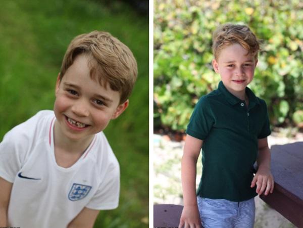 Cung điện công bố 3 bức hình mới tuyệt đẹp của Hoàng tử George mừng tuổi lên 6, Meghan Markle muối mặt khi bị đá xoáy trong sinh nhật cháu trai-2