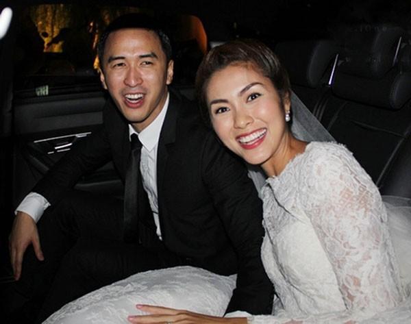 Chặng đường 10 năm từ yêu đến cưới của Tăng Thanh Hà và Louis Nguyễn: Cổ tích đời thường là đây chứ đâu!-10