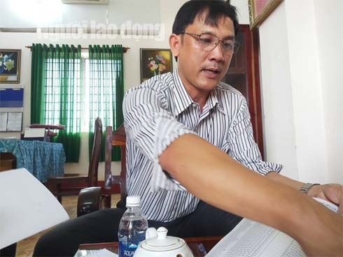 """Hiệu trưởng ở Phú Quốc lên tiếng vụ bị Á khôi doanh nhân"""" chửi trên mạng xã hội-1"""