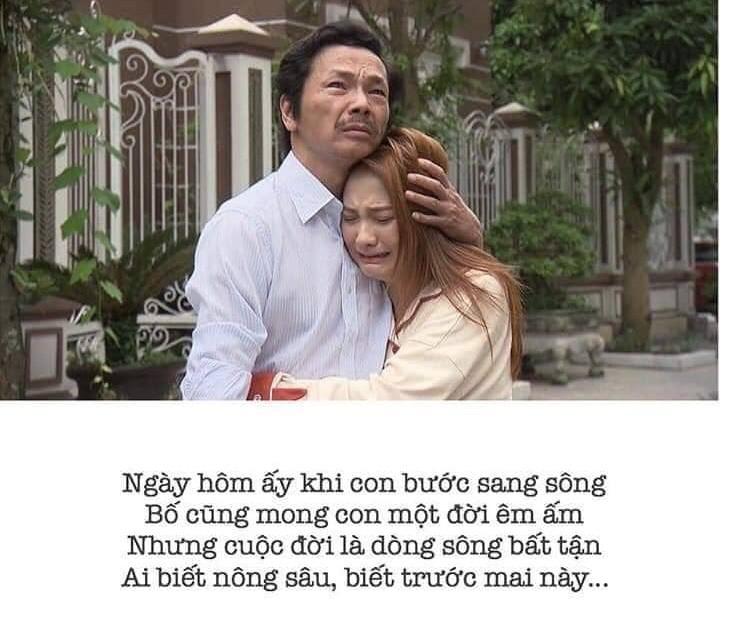 Cảnh phim được mong chờ nhất tối nay: Bố Sơn sang tận nhà chồng đón Thư được dân mạng phổ hẳn thành thơ, đọc xong thấy xốn xang lạ thường - ảnh 1