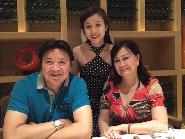 Cận cảnh nhan sắc cháu gái nghệ sỹ Bảo Quốc - vừa tròn 23 tuổi, sinh 2 con gái cho Hoài Lâm-1