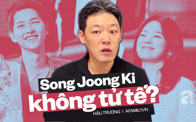 HOT: Nguồn tin nội bộ tiết lộ Song Hye Kyo là người chủ động đề nghị ly hôn nhưng Song Joong Ki lại chơi bẩn khi giành quyền công bố-1