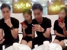 Công an Hà Nội truy tìm kẻ phát tán clip nóng của hot girl lễ tân với bạn trai ở cầu thang