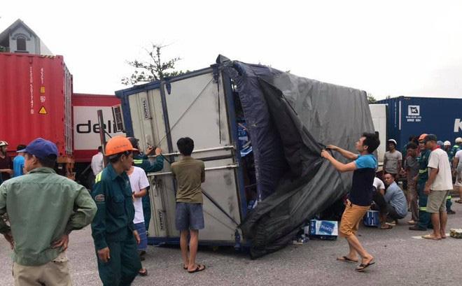 Danh tính tài xế xe tải gây ra vụ tai nạn kinh hoàng khiến 5 người tử vong ở Hải Dương-1