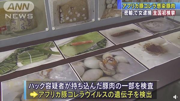 Mang 10kg nem chua và 360 quả trứng vịt lộn vào Nhật Bản, nữ du học sinh Việt bị cảnh sát bắt và lên cả bản tin-3