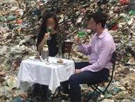 Buổi hẹn hò siêu sốc: Chàng trai 'thử thách' bạn gái bằng cách mời ăn ở bãi rác, hội chị em khiếp vía tranh cãi nảy lửa
