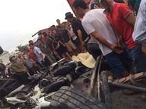 Lời khai ban đầu của tài xế xe tải lật, đè 5 người tử vong ở Hải Dương: Do xe chạy nhanh, đạp phanh không ăn