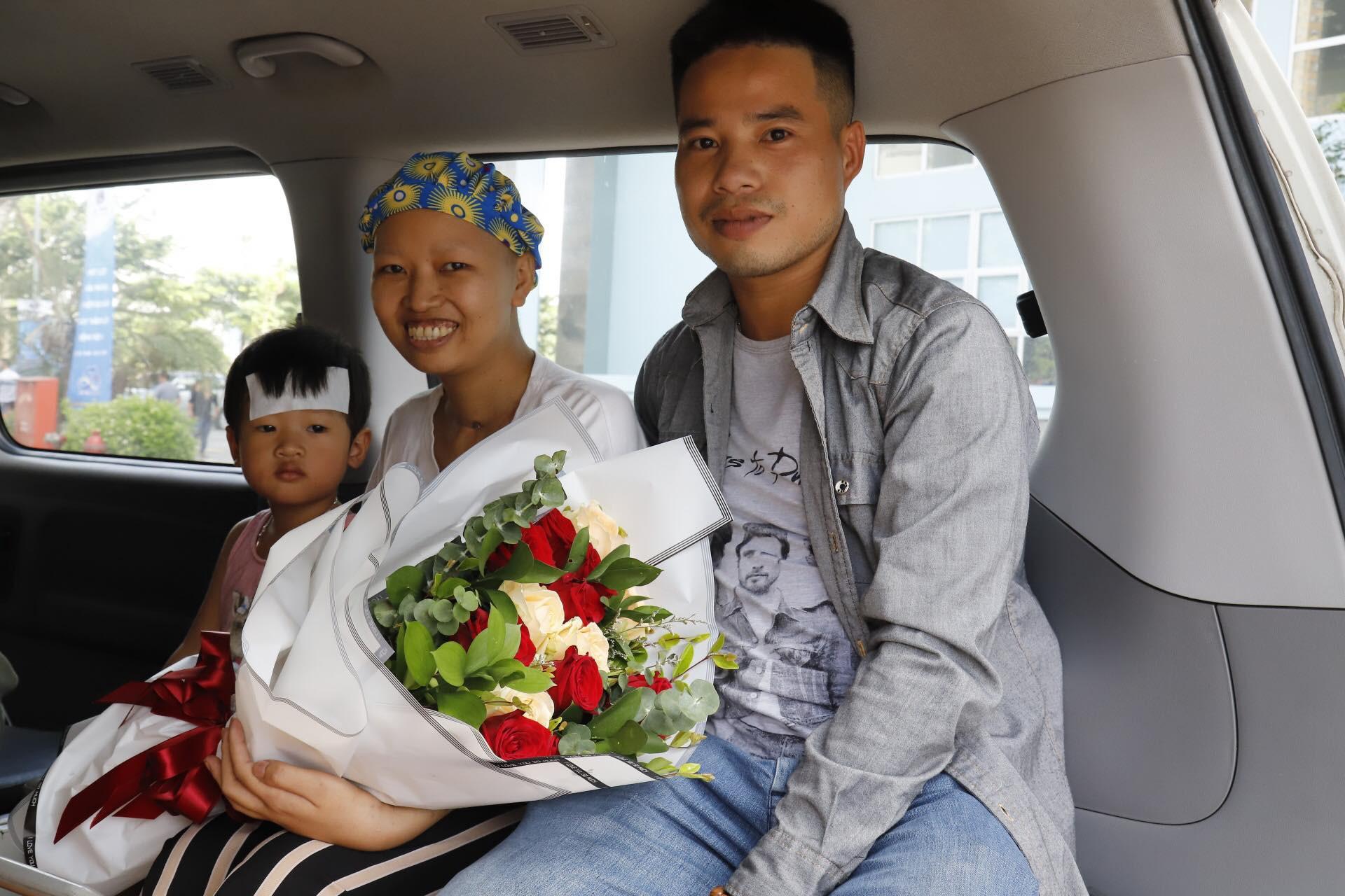 Nhật ký 55 ngày chiến đấu đầy cảm xúc của người mẹ ung thư và con trai: Mong Bình An rồi sẽ bình an!-1