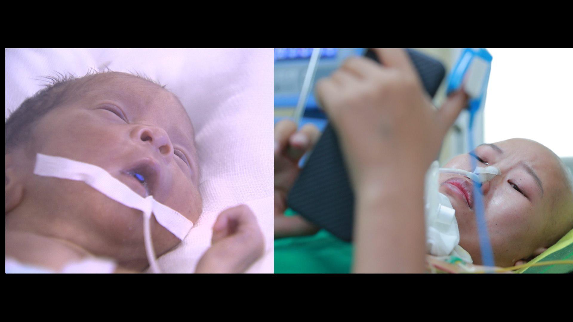 Nhật ký 55 ngày chiến đấu đầy cảm xúc của người mẹ ung thư và con trai: Mong Bình An rồi sẽ bình an!-5