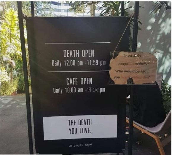 Bên trong quán cà phê chết chóc ở Thái Lan: Khách tha hồ nằm trong quan tài cảm nhận cái chết, đi dạo quanh địa ngục, chụp ảnh với hài cốt-12