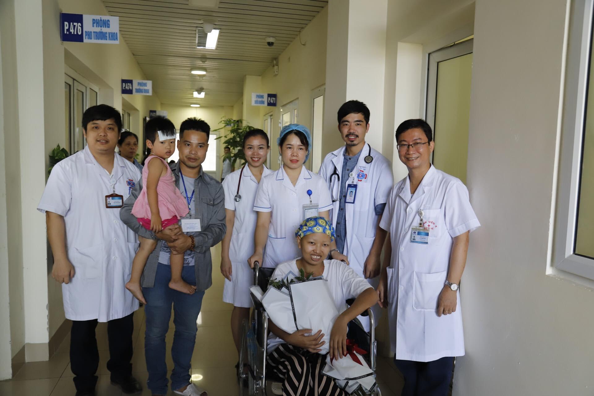 Nhật ký 55 ngày chiến đấu đầy cảm xúc của người mẹ ung thư và con trai: Mong Bình An rồi sẽ bình an!-9