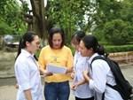 Tuyển sinh 2019: Nhiều trường đại học tăng điểm sàn-3