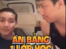Trấn Thành công khai tật xấu ăn uống của BB Trần khiến dân mạng cười bò