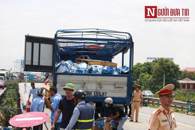 Tai nạn 5 người chết ở Hải Dương: Xót xa gia cảnh cặp vợ chồng Sơn La gặp nạn-1