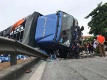 Tai nạn 5 người chết ở Hải Dương: Xót xa gia cảnh cặp vợ chồng Sơn La gặp nạn
