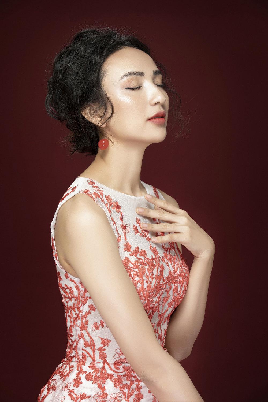 Ngọc Diễm khoe nhan sắc tươi trẻ mừng sinh nhật tuổi 32-7
